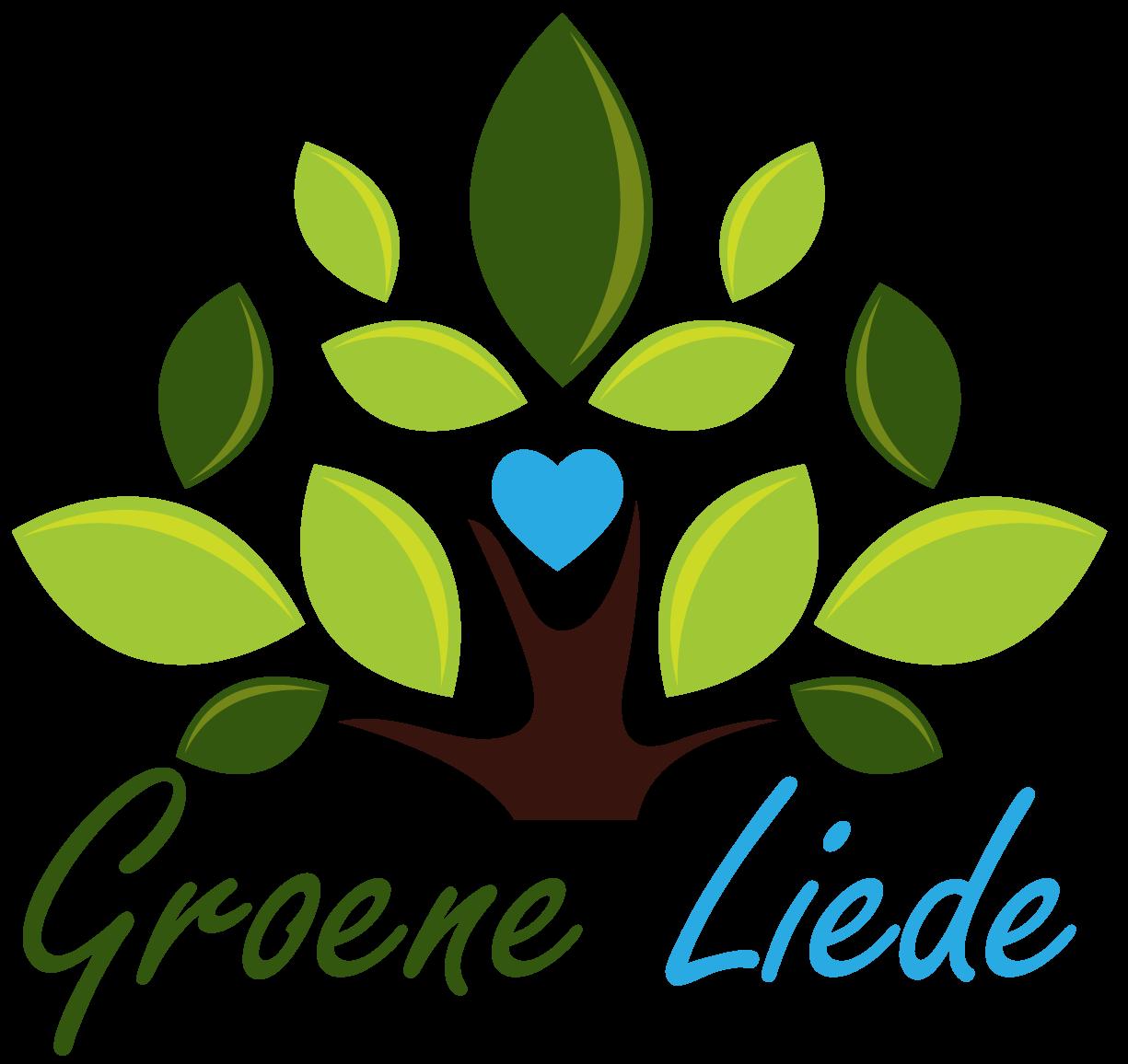 Groene Liede logo vierkant
